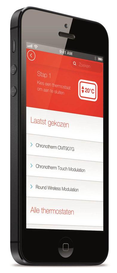 honeywell introduceert aansluittabel als iphone