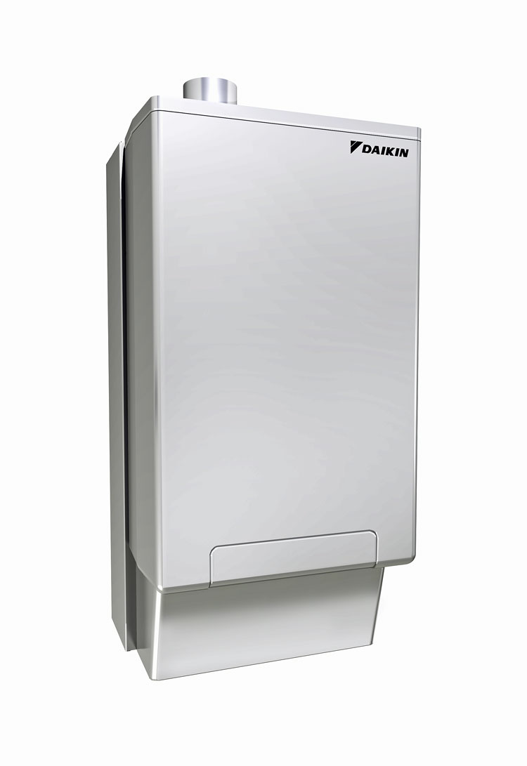 Daikin altherma hybride warmtepomp