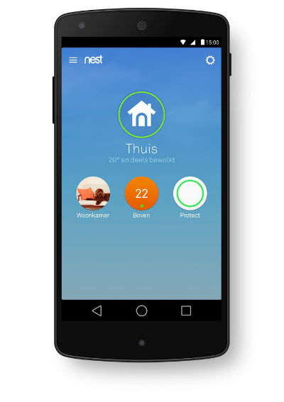Nest introduceert Family Accounts en Home/Away Assist